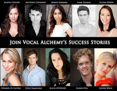 Join Vocal Alchemy's Success Stories